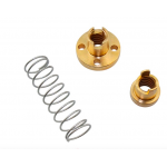 HS0591 T8 anti backlash spring loaded nut elimination gap nut