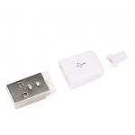 HS0703 3 in 1 DIY USB 2.0  white