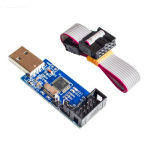 HR0214-25 USBASP USBISP AVR Programmer USB ISP ATMEGA8 atmega128 support WIN7 64K with 60cm cable