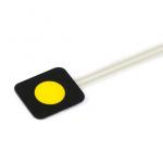 HS0717 1 key Matrix Keypad Switch keyboard Control Panel yellow