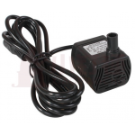 HS0730 DC-1020  DC12V 3W micro water pumb with DC connector