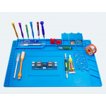 HS0784 Heat Resistant  Magnetic Silicone mat for repair 300x450mm