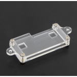 HS0819 Transparent Acrylic Shell Kit For BBC Micro: bit Development Module Case Protection Shell