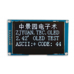HR0167 2.42inch  7pin OLED SPI/IIC White