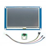 "HS0890 2.4"" Nextion HMI LCD TFT Touch Display Panel for Arduino, Raspberry Pi, ESP8266"