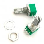 HS0959 100pc 6pin RK097G duplex potentiometer B5K/10K/20K/50K/100K