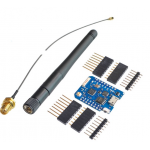 HS1066 WEMOS D1 Mini Pro 16M Bytes External Antenna Connector NodeMCU Based ESP8266 ESP-8266EX CP2104 WIFI Development Board Micro USB