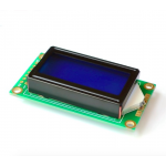 HS1072 0802 LCD display Blue color