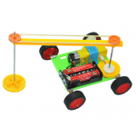 HS1413 STEM Education Kits #4 Sweeping Robot