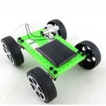 HS1523 STEM Education Kits #40 DIY Mini Solar Panel Powered Toy Car