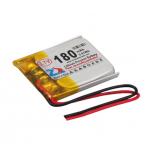 HS1533 3.7V 180mAh battery 28*20*5mm
