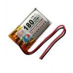 HS1534 3.7V 180mAh battery 28*15*4mm