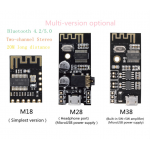HS1562 MH-M18 MH-M28 MH-M38 Wireless Bluetooth MP3 Audio Receiver board BLT 4.2 mp3 lossless decoder