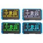 HR01692.42inch  16pin OLED IIC