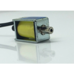 HS1842 DC 5V CJAV08-2B05A1 Mini Micro Electric Solenoid Air Valve N/C Normally Closed Type Control