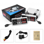 HS2002 Mini 8 Bit Built-In 620 Classic Games Retro Handheld Game Player AV Port TV Game Console Kids Video Gaming Console