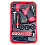 HS2354 4.8V Battery Small Electric Cordless Screwdriver tool kit Household