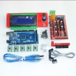 HR11 3D printer kit with 2004 LCD control panel