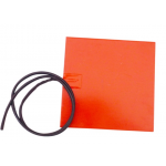 HR0674 200X200mm 12v Flexible Silicone Heated Mat