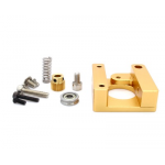 HR0703 3D printer extruder kit MK8 metal extruder kit prusa i3 aluminum extruder kit Normal direction
