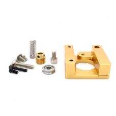 HR0703 3D printer extruder kit MK8 metal extruder kit prusa i3 aluminum extruder kit Normal direction