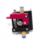 HR0704 MK8 Full Metal Aluminum Alloy Bowden Extruder 1.75MM with NEMA 17 L Bracket Mount Left hand