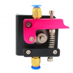 HR0705 MK8 Full Metal Aluminum Alloy Bowden Extruder 1.75MM with NEMA 17 L Bracket Mount Right hand