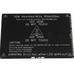 HR0717 MK2A 300*200*3.0mm  Aluminum Board PCB Heat Bed