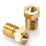 HR0722 0.2mm V6 Brass Nozzle For 3mm Filament