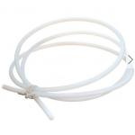 HR0731 White Teflon Tube Feeder Pipe for 1.75mm Filament