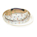 HS0006 Waterproof 5M 4Color in 1 LED 5050 RGBW RGB+Cool White 60LED/M Strip Light 12V ,the price is for 5M