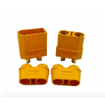 HS0029 XT90 Plug Male Female Bullet Connectors Plugs For RC Lipo Battery