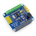 HS0053 Raspberry Pi A+/B+2B/3B ADS1256 DAC8552 High Precision AD DA Expansion Board