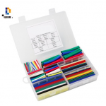 HS0111 385pcs/lot heat shrink tube 2:1 Heat Shrink Tubing set 9 sizes 7 colors