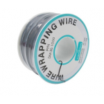 HS0152B Black 250m 30AWG Silicone Wire