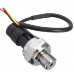 "HS0161 G1/4"" inch 5V 0-1.2 MPa Pressure Transducer Sensor Oil Fuel Diesel Gas Water Air"