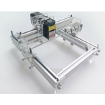 HS0174 20*17cm/ 30*40cm/ 50*60cm ,  0.5w/2.5w/5.5w Desktop DIY Violet Laser Engraving Machine