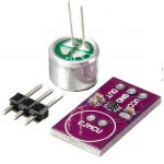 HS0210 CJMCU-9812 MAX9812L Electret Microphone Amplifier Development Board