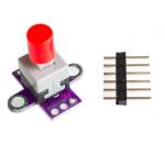 HS0219 CJMCU-010 With Lock Button Self-locking Switch Double Row Switch
