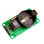 HR0042 New RTC DS1302 Real Time Clock Module  (without battery inside )