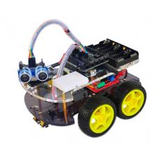 HR13 4WD Robot Car Kits