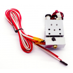 HS0273 3D Printer V6 2 in 1 out Extruder 12v 0.4/1.75