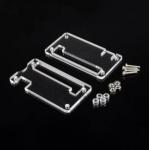 HS0430 Clear Acrylic Case For Raspberry Pi Zero & Zero W
