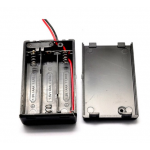 HS0503 3XAAA Battery Holder with cover and switch