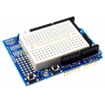 HR0093 Arduino uno r3 extension 328 ProtoShield with minibreadboard