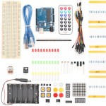 HR0311 Arduino Uno R3 Basic Starter Learning Kit