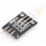 HR0016 3mm Red and Green LED Common Cathode Module