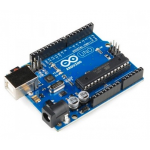 HR0300A UNO R3, with USB Cable with Arduino Logo