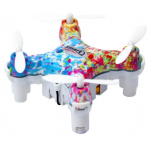 HR0350	CX-10DS quadcopter (without camera)  App Controlled