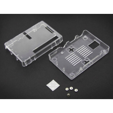 HR0309-23 Raspberry pi3 Pi2 case v1 clear